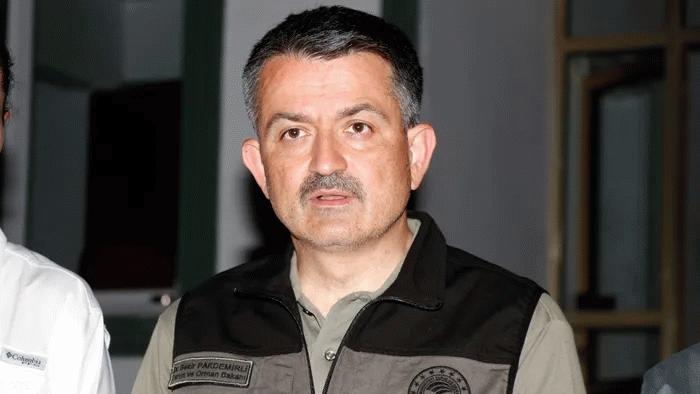 Tarım ve Orman Bakanı Pakdemirli belediyeleri suçladı!