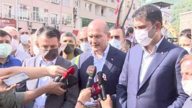 AK Parti'deki iç savaşta yeni perde! Soylu, Pakdemirli'yi hedef aldı
