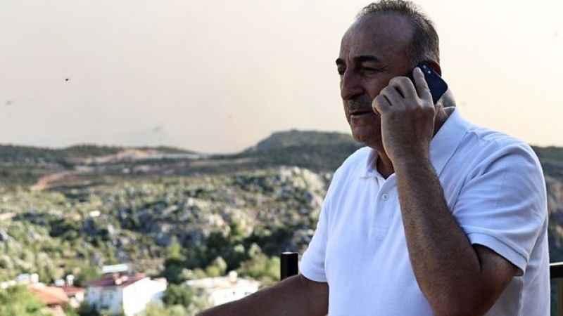 Bakan Çavuşoğlu Avrupa'dan aradılar, en çok ihtiyacımız uçak dedik
