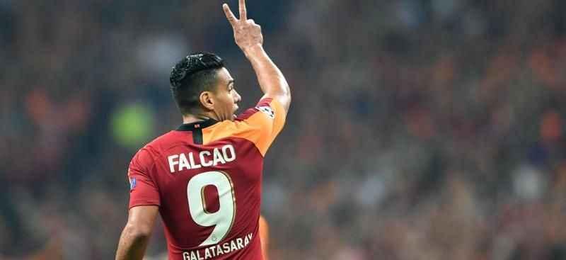 'Falcao'nun yeni adresi belli oldu'