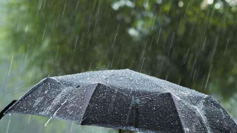 Hafta sonu yağmur geliyor!