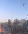 Yangını ıskalayan helikoptere vatandaştan tepki!