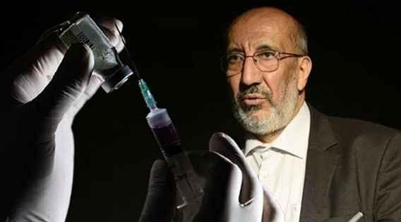 Abdurrahman Dilipak çok konuşulacak aşı kararını açıkladı...