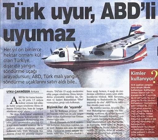 AKP'nin 2003 yılında rafa kaldırdığı proje ABD'ye satılmış