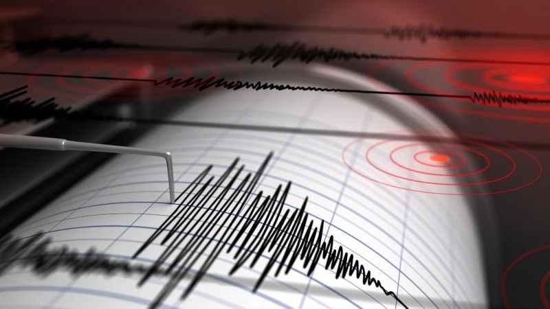 Son dakika: Datça'da 4.0 şiddetinde deprem!