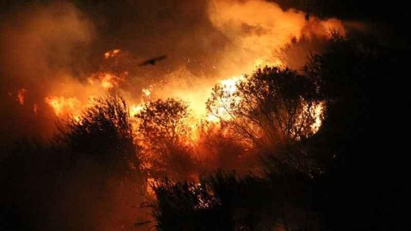 Yangınlarda son durum 152 yangın söndürüldü, 11 nokta yanıyor