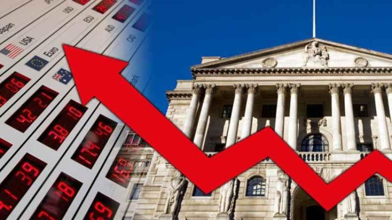 Beklenen Merkez Bankası (BoE) kararı açıklandı! Faizi sabit tuttu