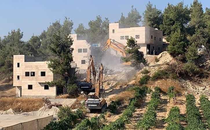 Filistin'de yasadışı ilhaka karşı Cuma namazı çağrısı!