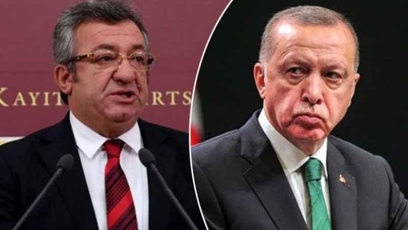 Engin Altay'dan Erdoğan'ın hakaretine sert tepki!