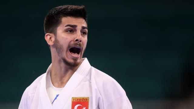 Eray Şamdan Tokyo Olimpiyatları'nda yarı finale yükseldi