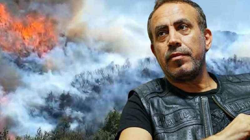 Haluk Levent yangın söndürme helikopteri kiralayacak!