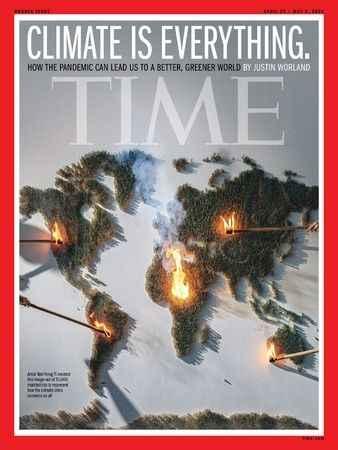 Kundaklama mı küresel ısınma mı?