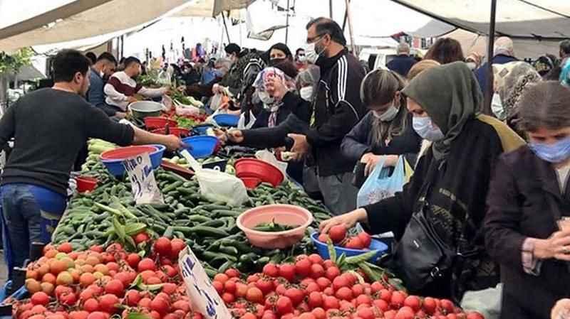 """Sebze fiyatlarını sıcak çarptı: """"Mevsim normallerinin 3 katına çıktı"""""""
