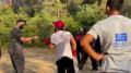 """Şahan Gökbakar ile vatandaşın yangın kavgası olay oldu: """"Recep abi.."""""""