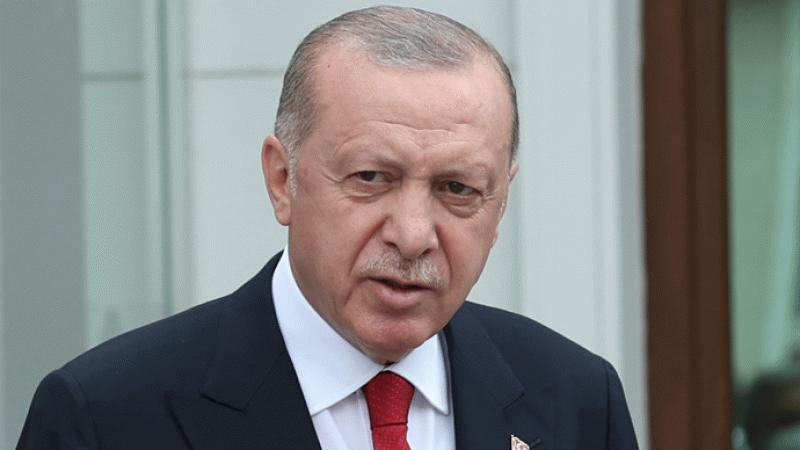 Erdoğan: Türkiye'yi fakir göstermek için Help Turkey'i başlattılar