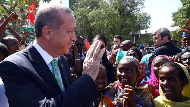Türkiye'nin Afrika'ya 30 bin dolar bağışı korkuttu? Fransa zor durumda
