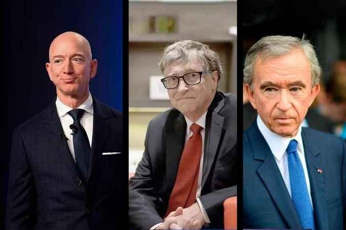 Dünyanın en zenginleri belli oldu: Liste el değiştirdi