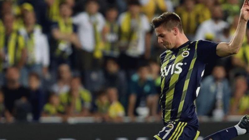 Miha Zajc'ın tüm odağı Fenerbahçe!
