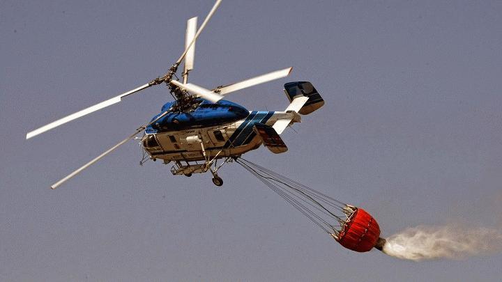 ABD'den Türkiye'ye helikopter desteği!