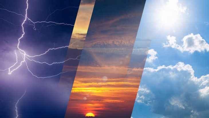 Meteoroloji'den kirtik açıklama: Yağış ve toz uyarısı geldi