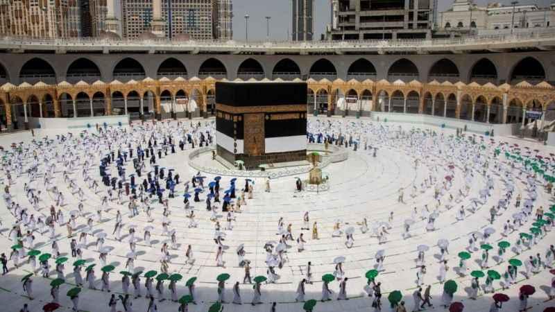 Suudi Arabistan'dan yeni Umre kararı! Yurt dışı kota sayısı açıklandı