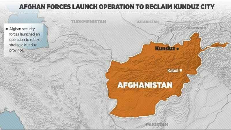 Afganistan'da bir şehir daha düştü! Taliban adım adım ilerliyor