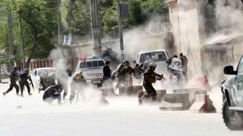 Kabil'de suikasr! 2 savcı silahlı saldırıda öldürüldü