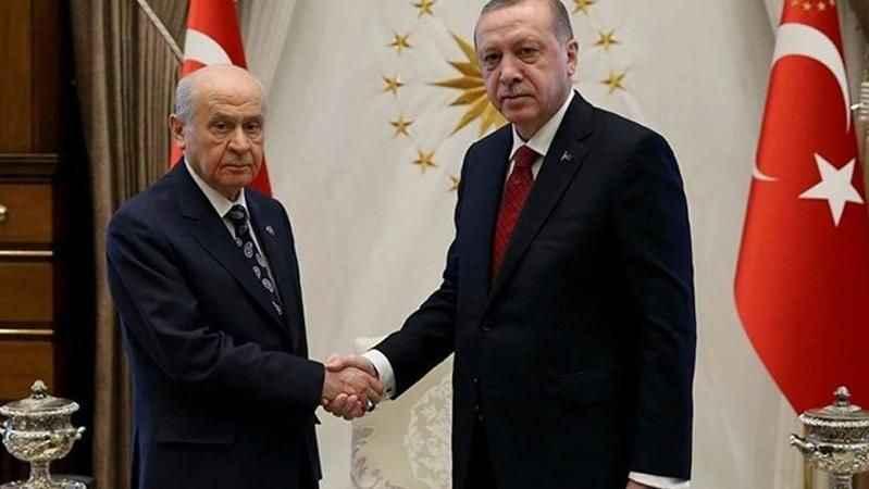 Cumhur İttifakı'nda yeni anayasa çatlağı! MHP resti çekti