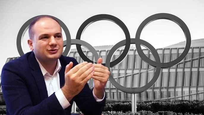 DEVA Partili Şanlıoğlu: Olimpiyatlarda 35. sırada kalmayı düşünelim