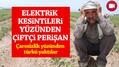 CHP'li Tanal: Elektrik kesintileri yüzünden çiftçi perişan