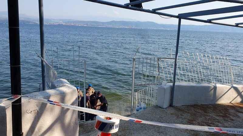Denizde cansız bedeni bulunan kadının kimliği belli oldu