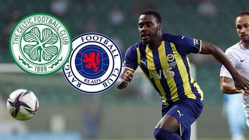 Osayi'nin transferi için İskoçya derbisi!