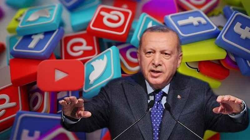 Erdoğan'dan 'sosyal medya düzenlemesi' hakkında flaş açıklama