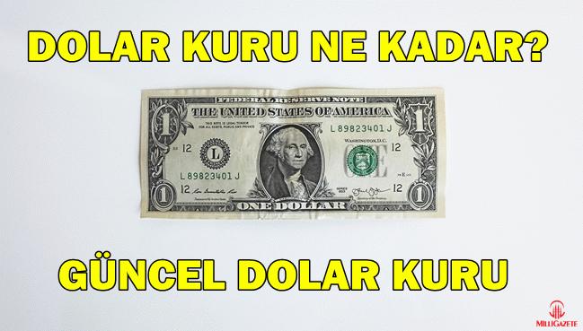 Dolar kuru ne kadar? Euro kaç TL? 11 Ağustos 2021 güncel dolar kuru…