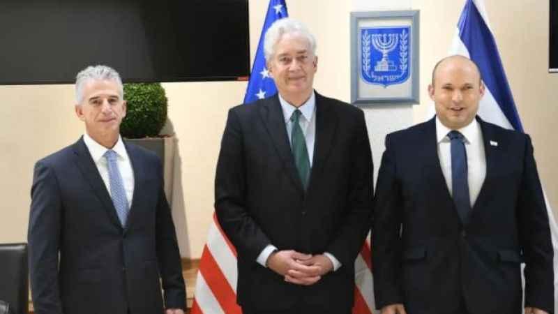 CIA Başkanı Siyonist İsrail'de! Masada İbrahim Reisi var!