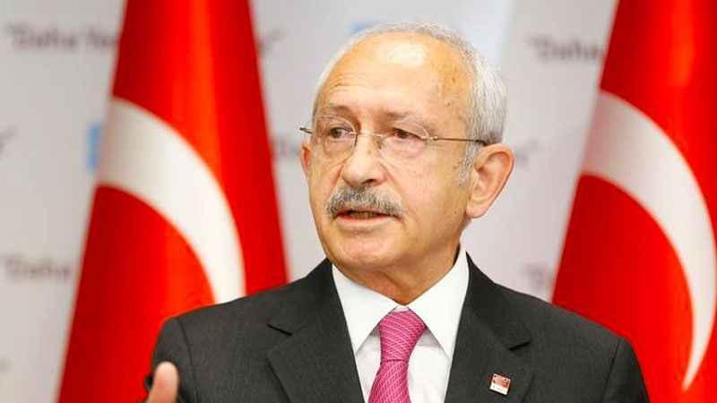 Kılıçdaroğlu'ndan sığınmacı açıklaması: Provokasyon olduğu açıktır