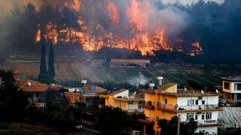 14'üncü gününde AKP'den yangın savunması! Başarılıydık...