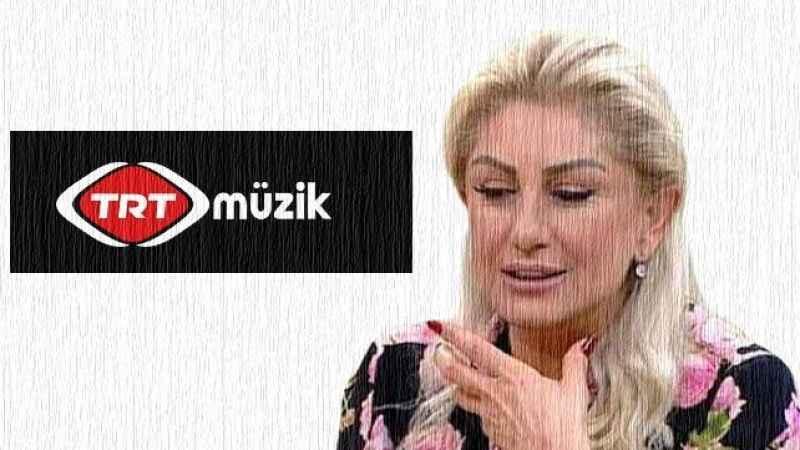 Muazzez Ersoy, TRT'de TRT'ye isyan etti! Mobbing değildir umarım