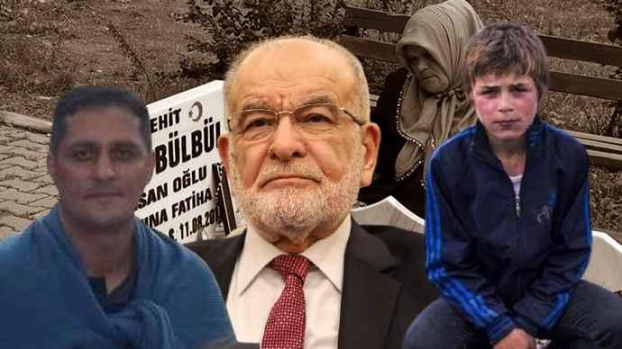 Temel Karamollaoğlu'ndan Eren Bülbül ve Ferhat Gedik mesajı