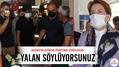 Akşener'in Erzincan ziyaretinde gergin anlar: Yalan söylüyorsunuz