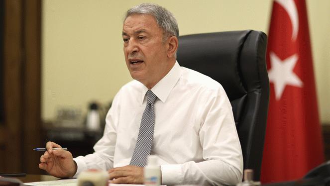 Akar'dan Kabil Havalimanı açıklaması: Askerimizi tehlikeye atmayız