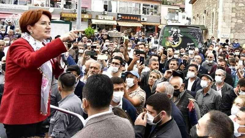 Akşener tepkisi! Herkesi FETÖCÜ, PKK'lı ilan ederseniz cesaret alırlar