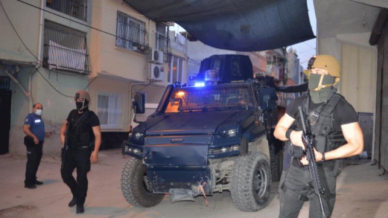 Adana'da terör örgülerine operasyon: 29 gözaltı kararı