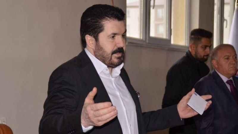 Ağrı'da, elektrik gerilimi! AK Partili isimler birbirine girdi