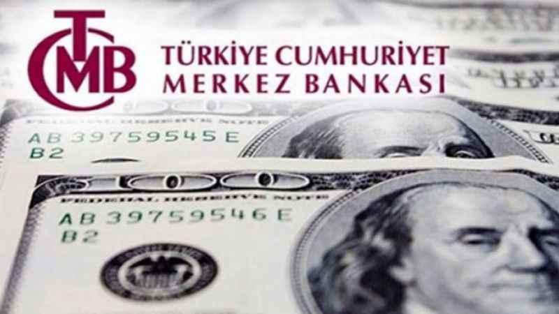 Merkez Bankası'nın rezervlerinde 1 haftada ilginç artış!