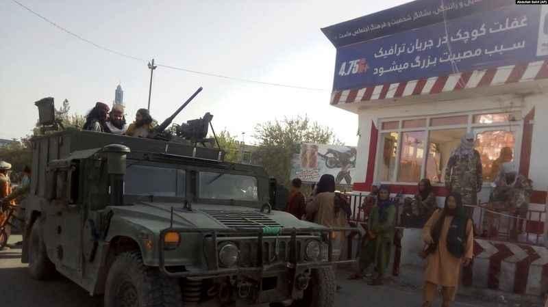 Taliban'ın ilerleyişi sürüyor! Logar da düştü! Sayı 16'ya yükseldi