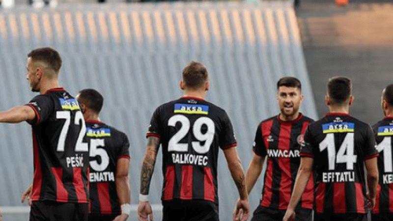 Fatih Karagümrük, Gaziantep FK'yı 3 golle geçti!