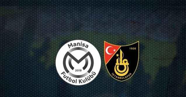 İstanbulspor - Manisa FK maçı ne zaman, saat kaçta ve hangi kanalda?