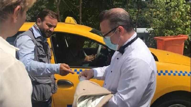 Taksim'den Maçka'ya 200 lira istedi!