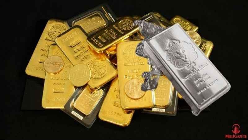 Teknik analiz Gram altın ve gümüş fiyatı için uyardı! Düşüş bitti mi